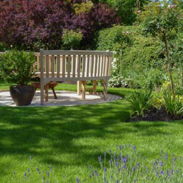 Combined Front Garden
