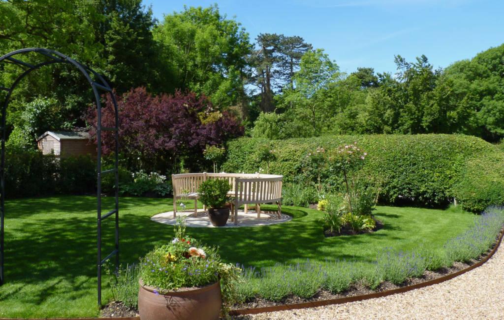 Combined Front Garden 4