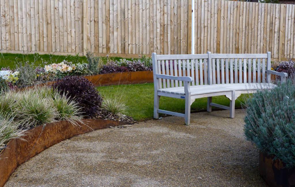 Communal Garden Design Showhome Garden Community Spaces