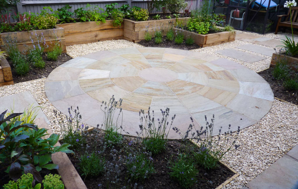 Courtyard Garden 5