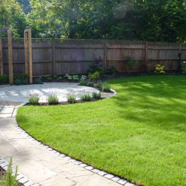 Updated Village Garden