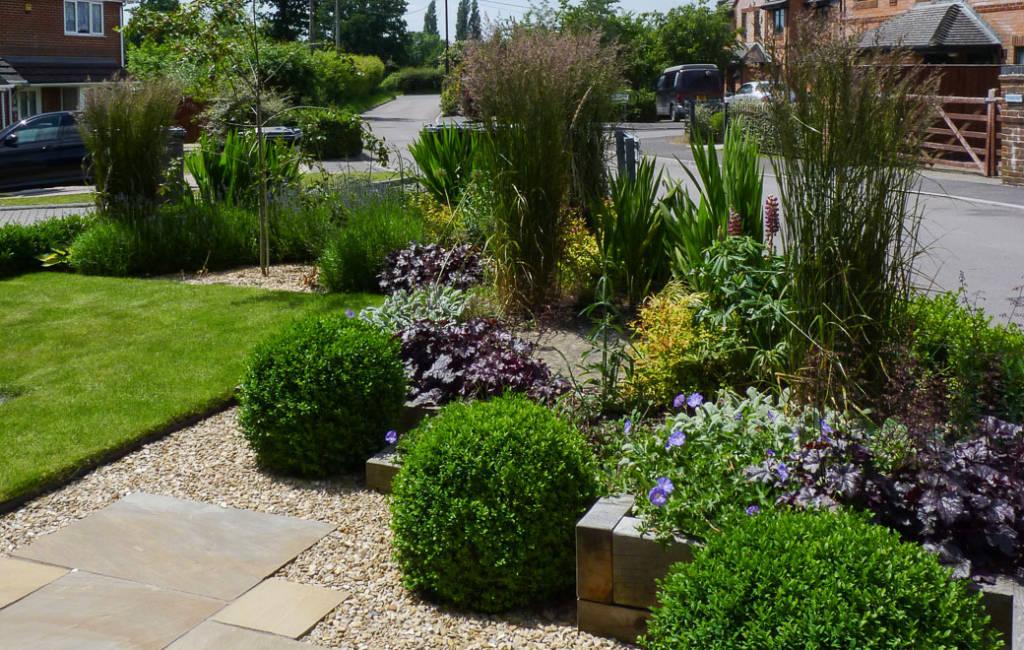 Urban Front Garden 2