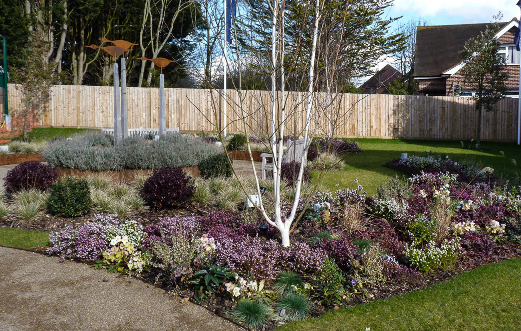Communal Garden Show Home Garden