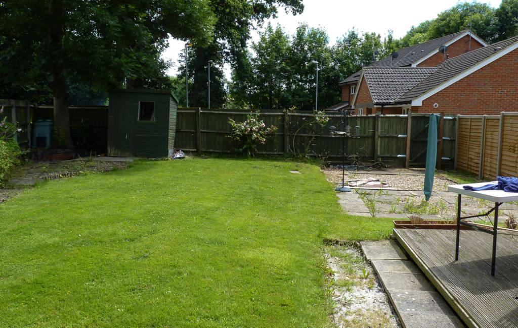Low-Allergen Garden 2