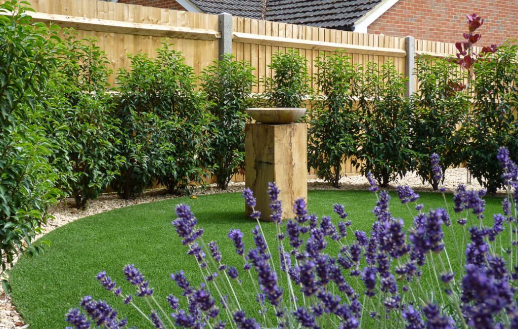 Low-Allergen Garden 5