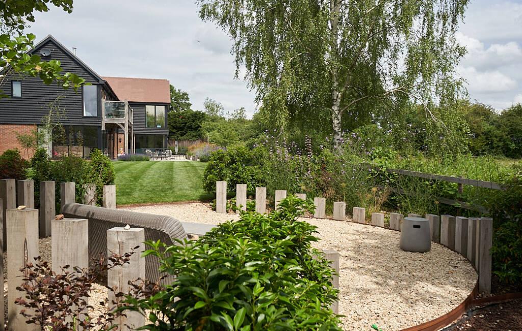 Contemporary Family Garden 2