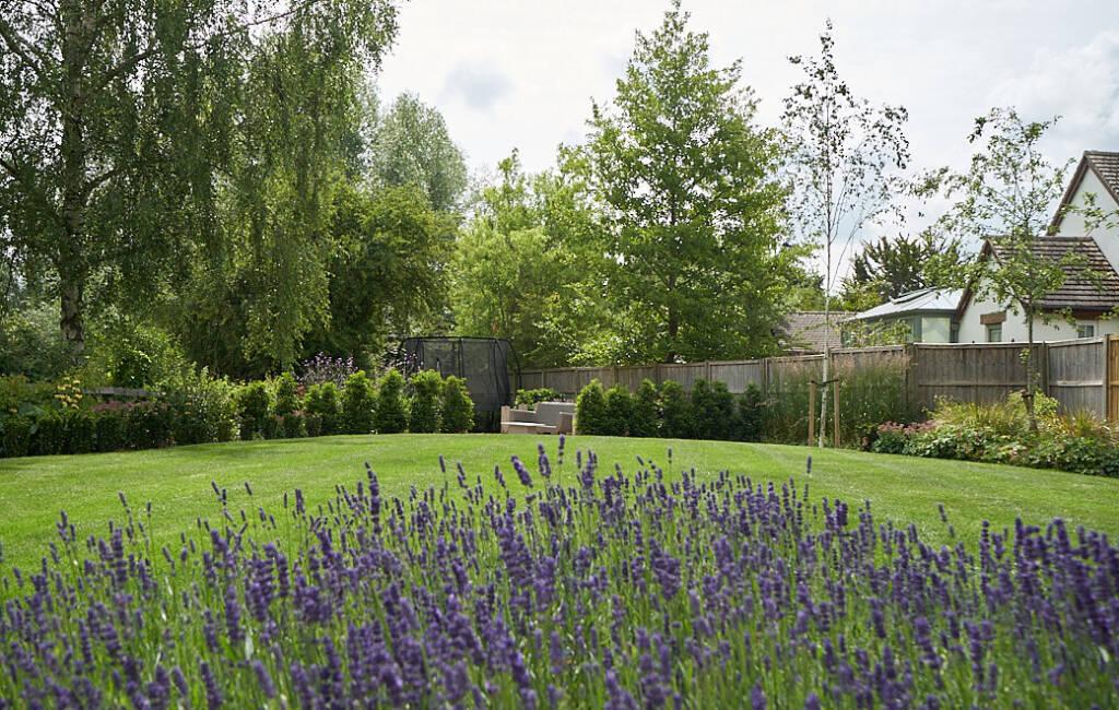 Contemporary Family Garden 4